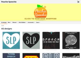 peachiespeechie.spreadshirt.com
