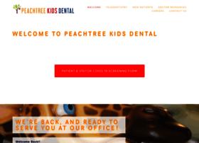 peachkidsdental.com