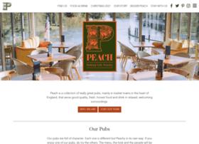 peachpubs.com
