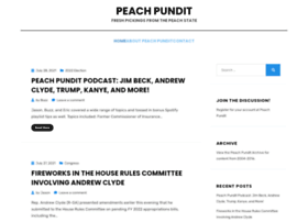 peachpundit.com