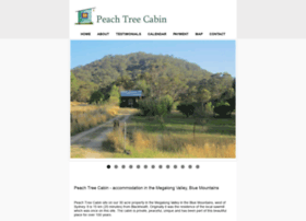 peachtreecabin.com.au
