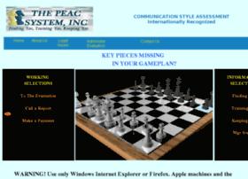 peacsystem2.com