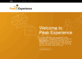 peak-experience.org.uk