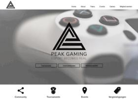 peak-gaming.com