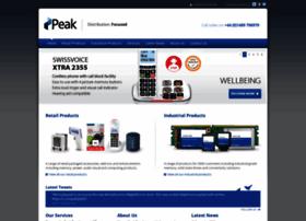 peak-uk.com