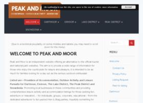 peakandmoor.co.uk