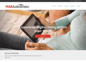 peakaudiovideo.net