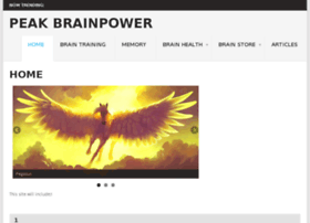 peakbrainpower.com