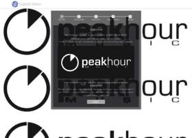 peakhourmusic.label-engine.com