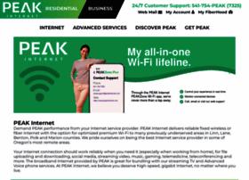 peakinternet.com