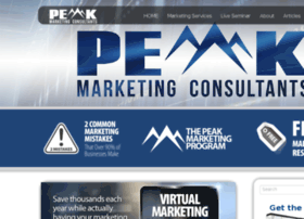 peakmarketingconsultants.com
