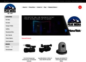 peakmediainc.com