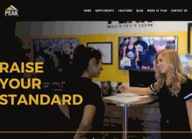 peaknutrition.com
