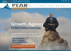 peakonlinemarketing.com