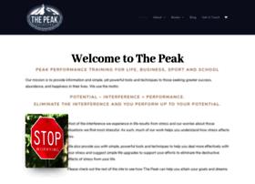 peakperformanceblog.com