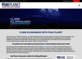 peakplanet.com