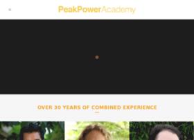 peakpoweracademy.com