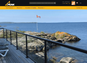 peakproducts.ca
