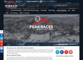 peakraces.com
