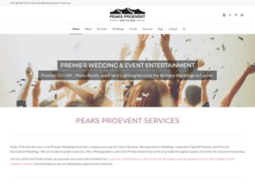 peaksproeventservices.com