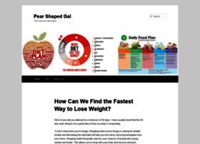 pear-shaped-gal.com