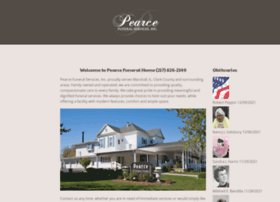 pearcefuneralservices.com