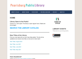 pearisburglibrary.org