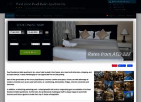 pearl-residence-dubai.hotel-rez.com