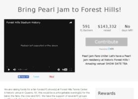 pearljam25foresthills.tilt.com