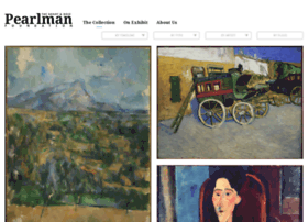 pearlmancollection.org