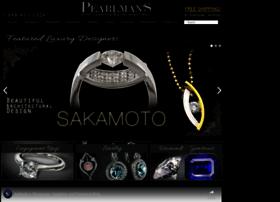 pearlmansjewelers.com
