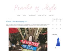 pearlsofstyle.blogspot.com.au
