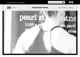 pearlstreetfitness.com