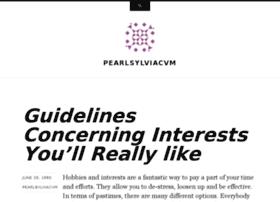 pearlsylviacvm.wordpress.com