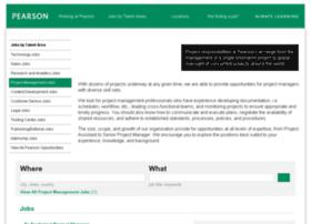 pearson-projectmanagement.jobs