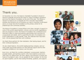 pearsonfoundation.org