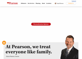 pearsonfuneralhomes.com