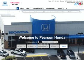 pearsonhonda.com