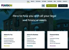 pearsonlegal.co.uk