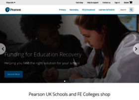 pearsonschoolsandfecolleges.co.uk