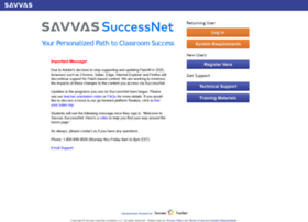 Pearsonsuccessnet.com