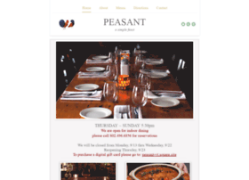 peasantvt.com