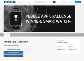 pebble.challengepost.com
