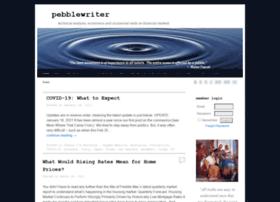 pebblewriter.com