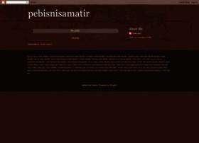 pebisnisamatir.blogspot.com