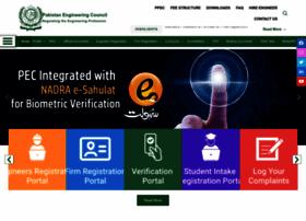 pec.org.pk