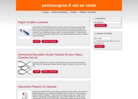 pecheaugros.fr