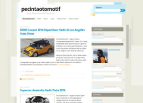 pecintaotomotif.wordpress.com