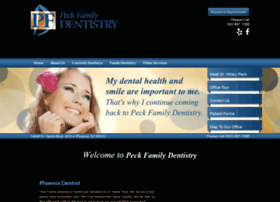 peckfamilydentistry.com