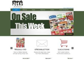 pecksmarket.shoptocook.com